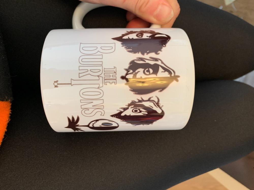 The Burtons Mug