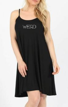 Weird Strappy Dress