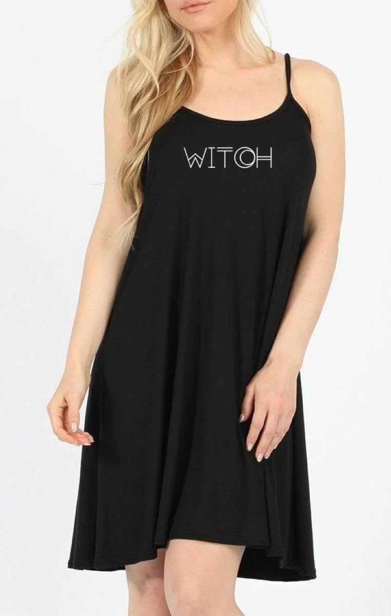 Witch Strappy Dress