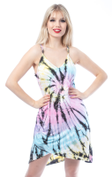 Wrena Dress Rainbow