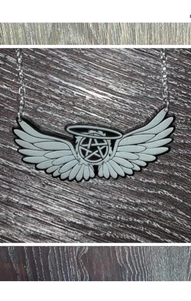 CASTIELS WINGS Necklace