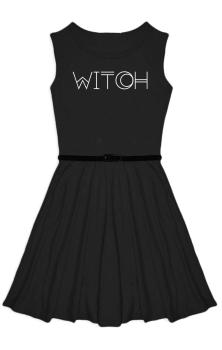 Witch Skater Dress - Kids
