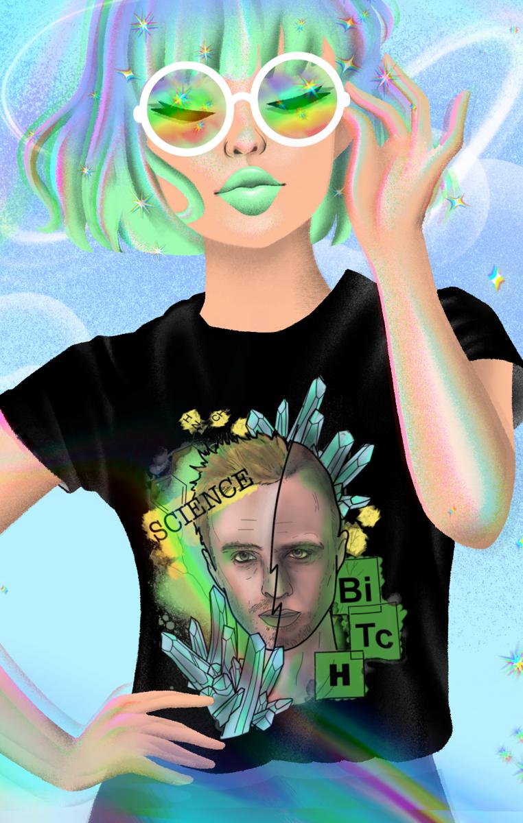 JESSE Tshirt