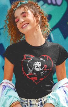 1, 2 Freddy Tshirt