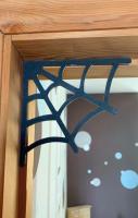 Cobweb Door/Window Corners (pair)