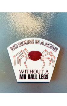 Mr Ball Legs Magnet