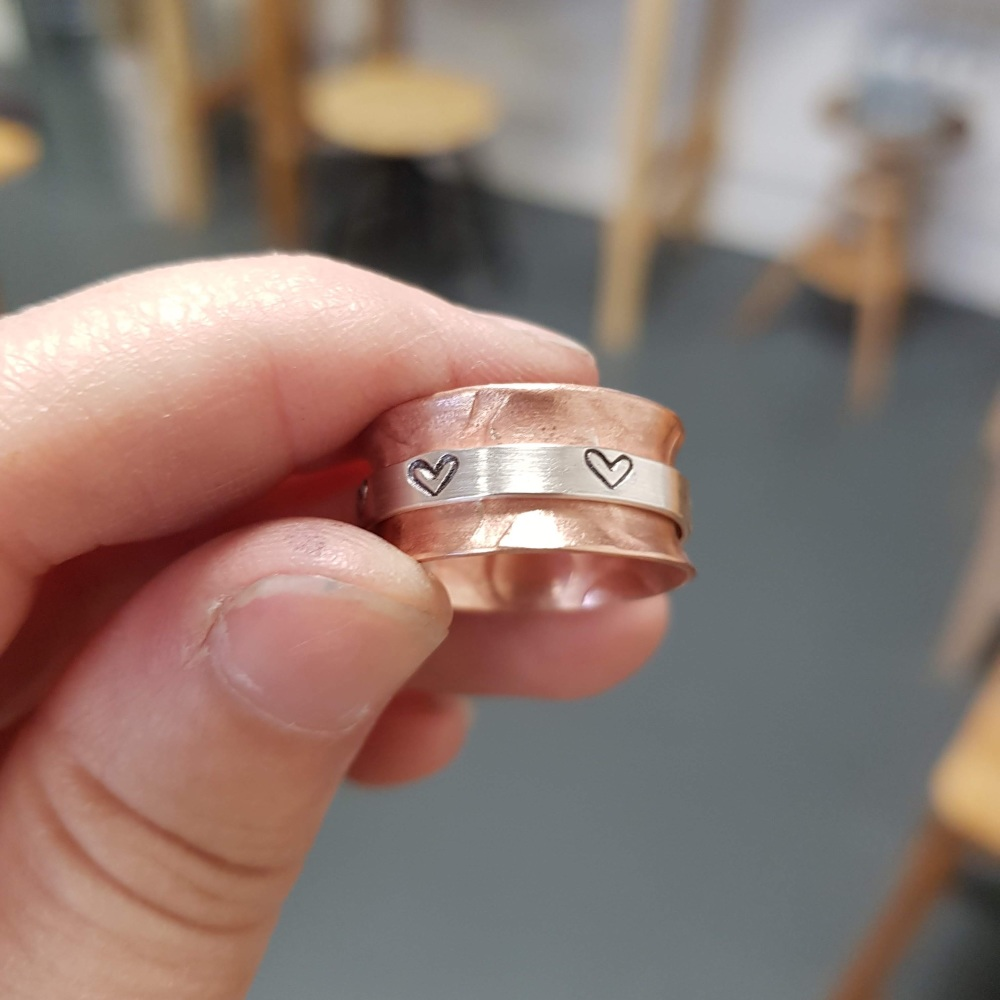 Spinner Ring Workshop - 8th Sept