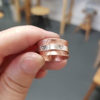 Spinner Ring Workshop - 9th Mar 2019
