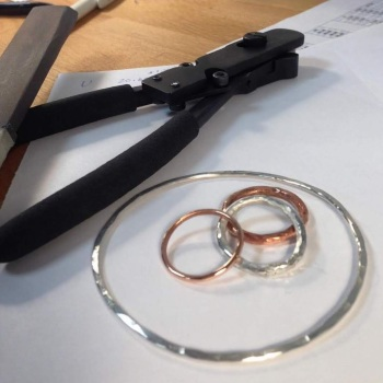 Jewellery Taster session - make a ring (or two) 19th Jan 2019