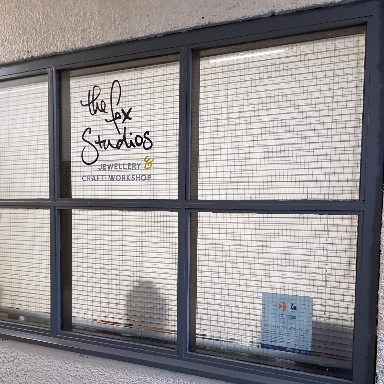 The Fox Studios Window, Warrington