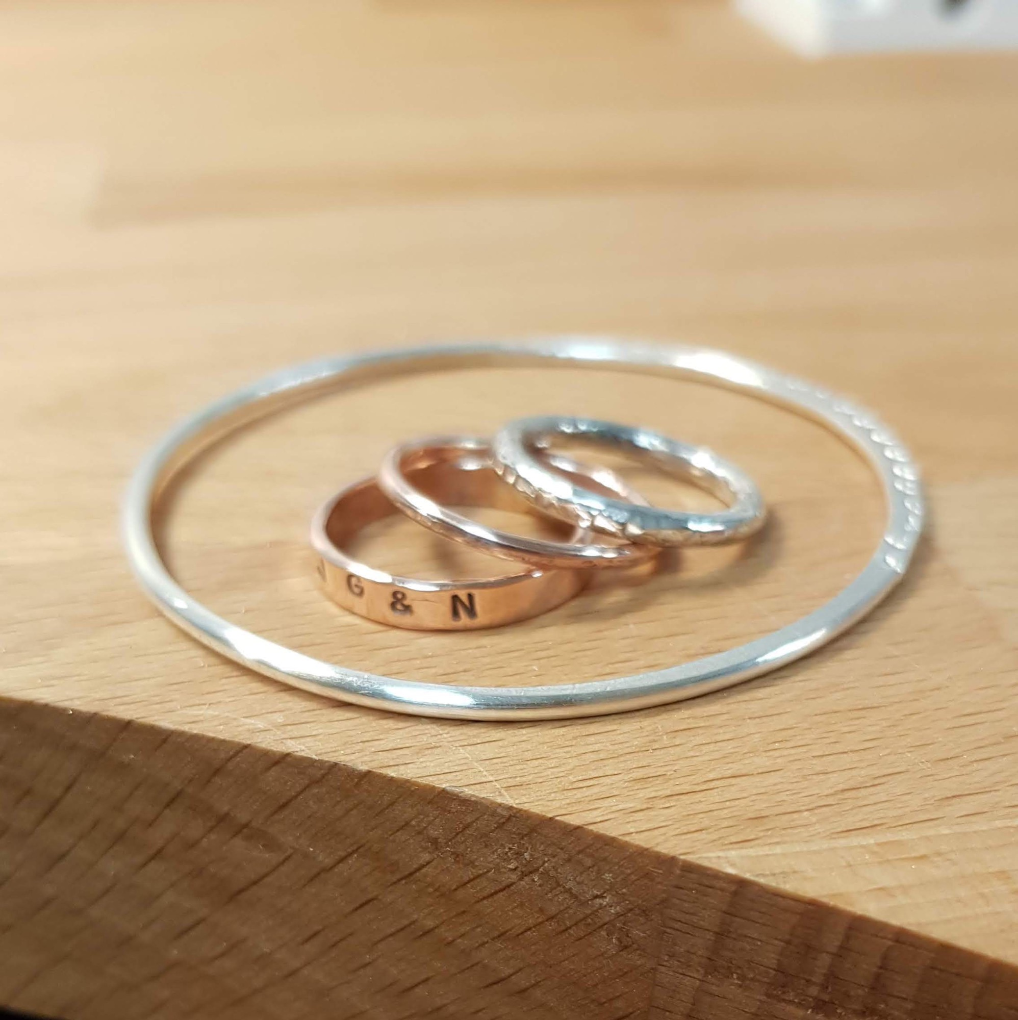 Learn how to make a ring in Warrington