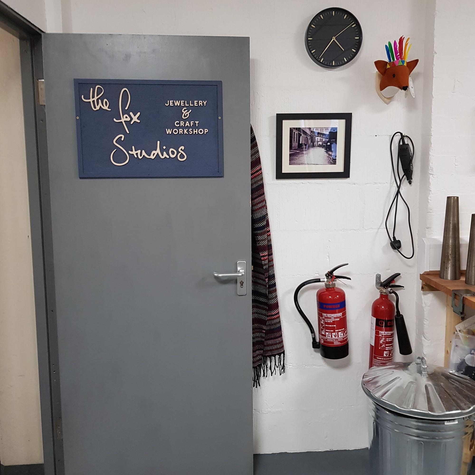 The Fox Studios Entrance, Warrington