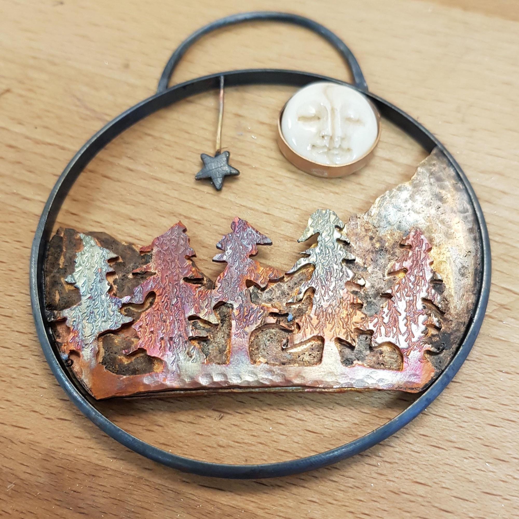 Weekly jewellery class