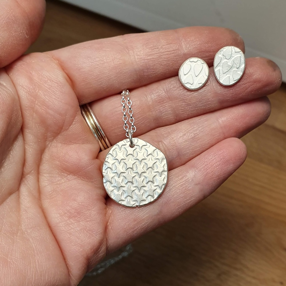 <!-- 020 -->Earring and Pendant workshop - 8th Feb 2020