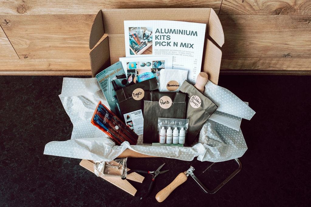 Full Starter kit including jewellery tools - full sheet