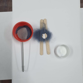 One day beginners enamelling workshop 16th Jun 2021