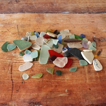 Seaglass setting workshop - 5th Sept 2021