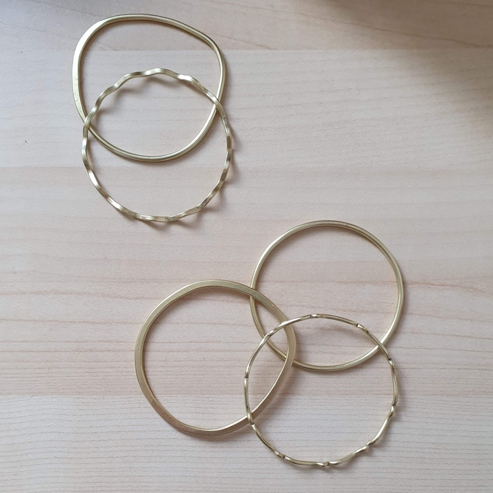 <!-- 022 -->Jewellery Taster session - make a brass bangle - 4th Oct 2021