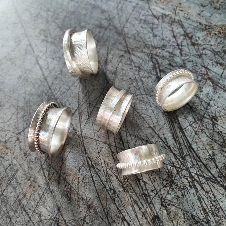 <!-- 022 -->Spinner Ring Workshop - 25th Sept 2021