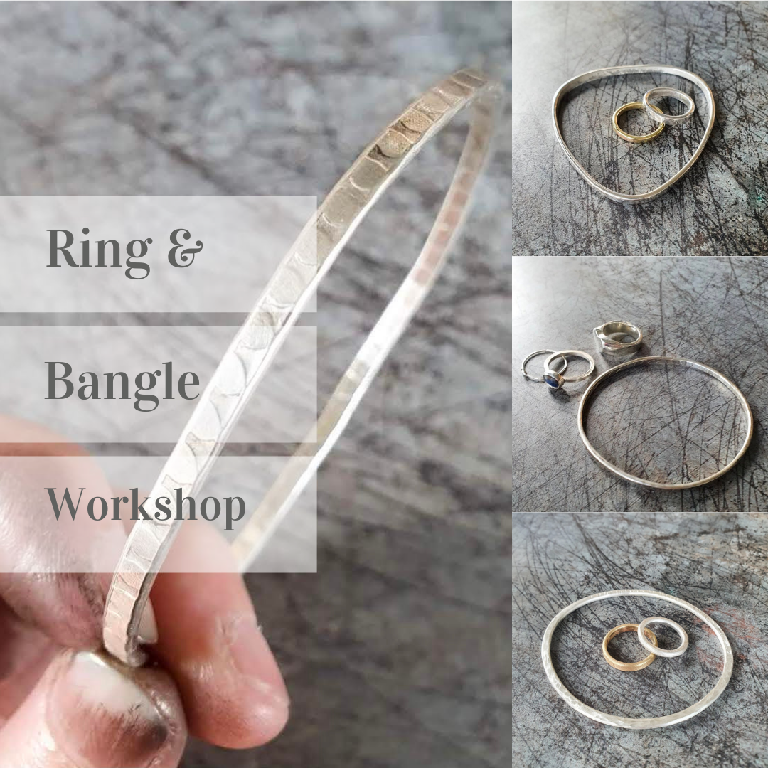 6 - Ring and Bangle making workshop 12th Feb 2022
