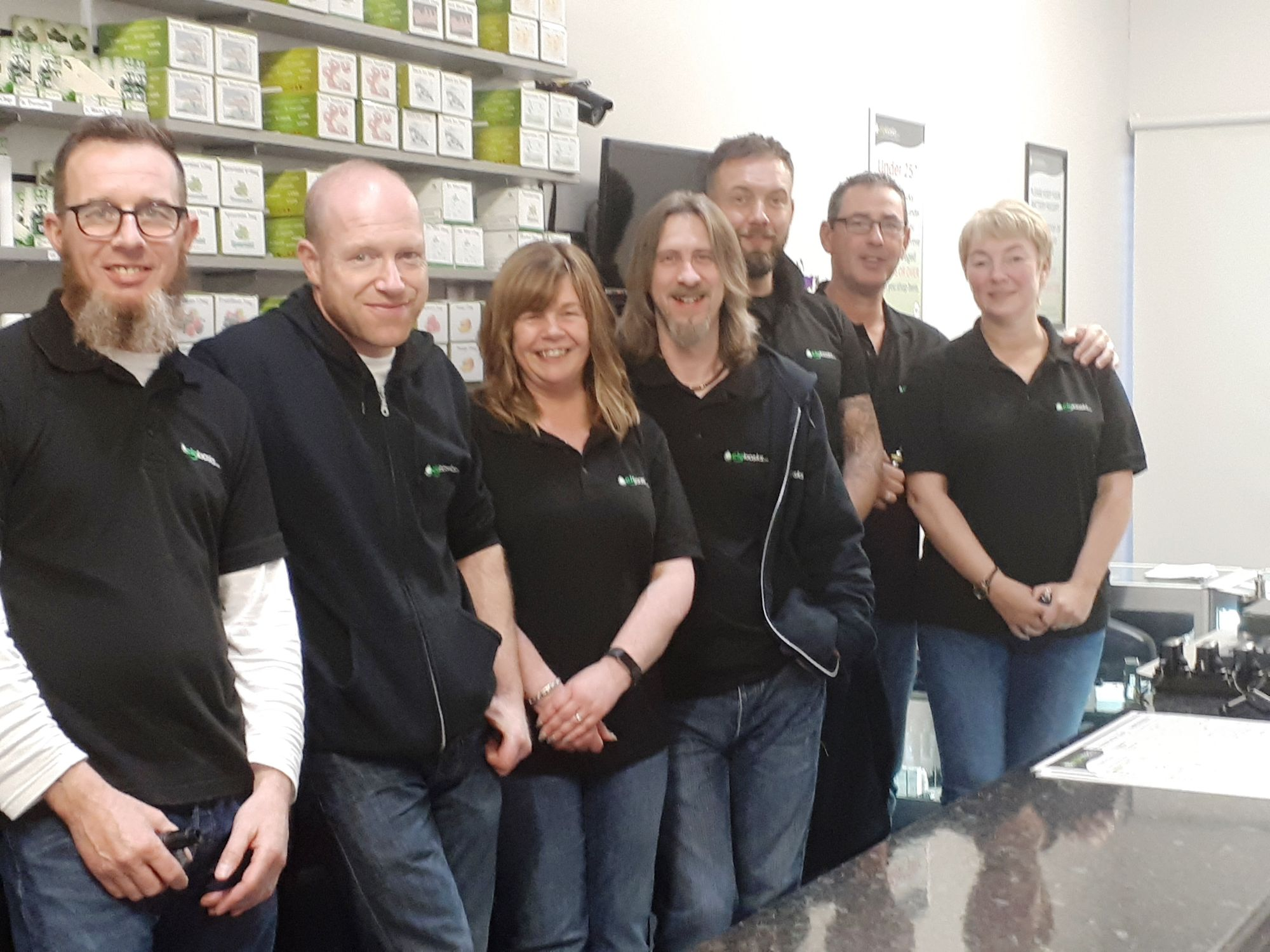 Group Staff Picture