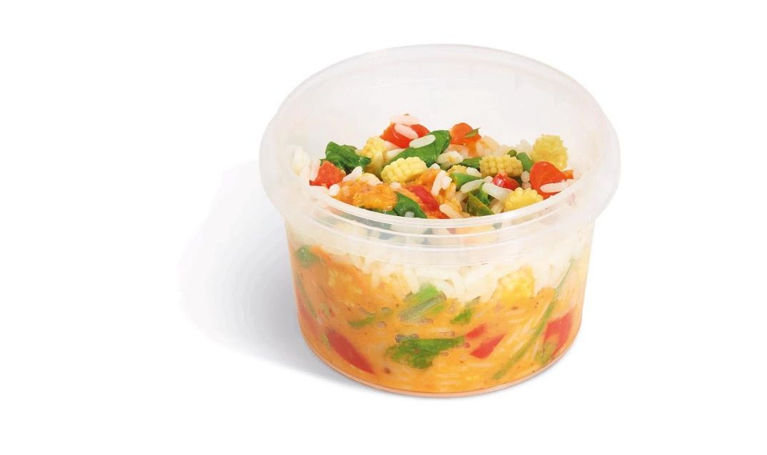 Thai Red Curry Meal Pot