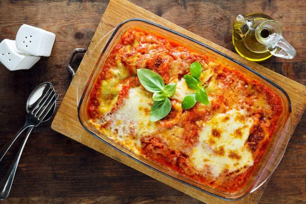 Vegan Soya Mince Lasagne Recipe