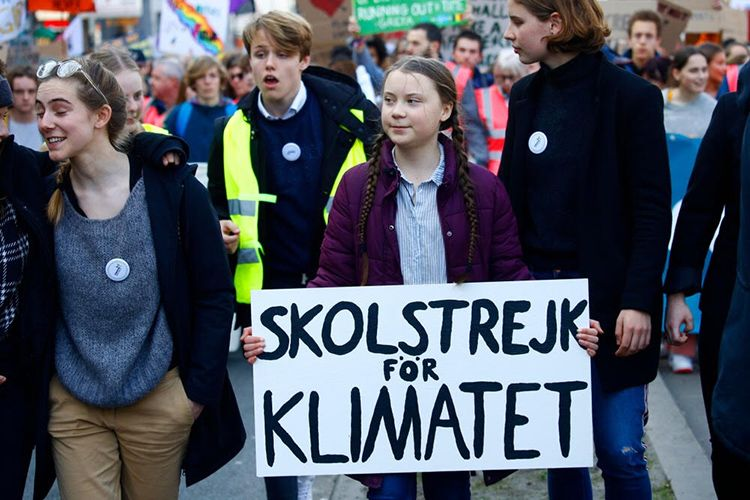 """School Strike For The Climate"