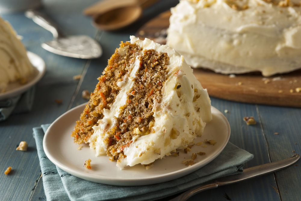 Vegan Coconut Carrot Cake Recipe
