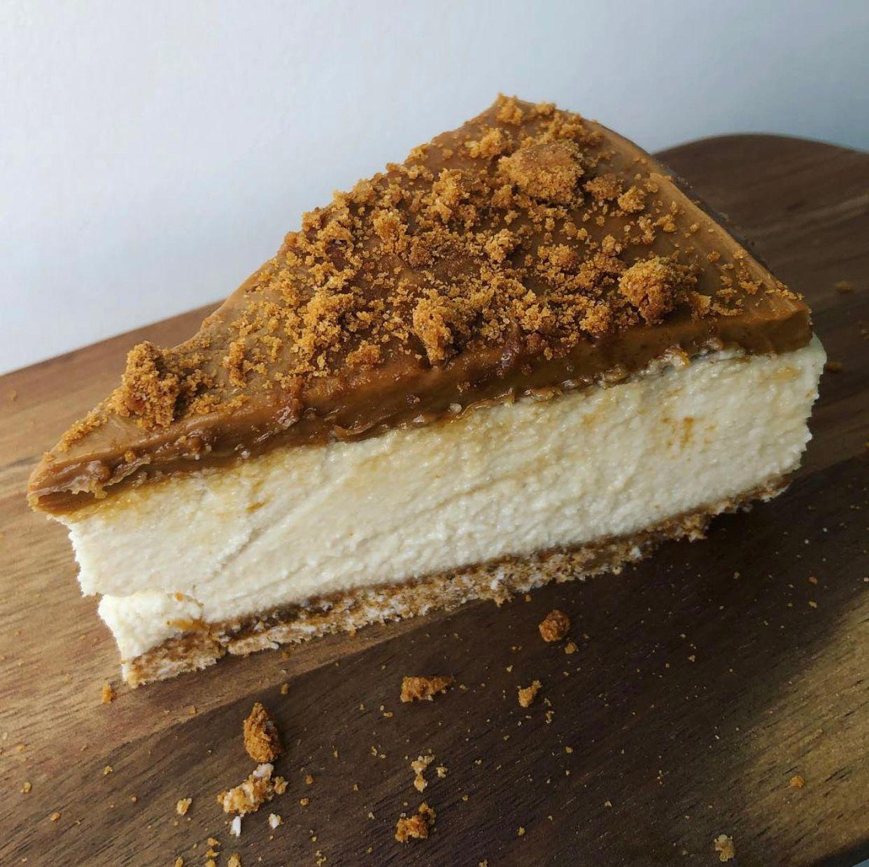 Lotus Biscoff Vegan Cheezecake Recipe