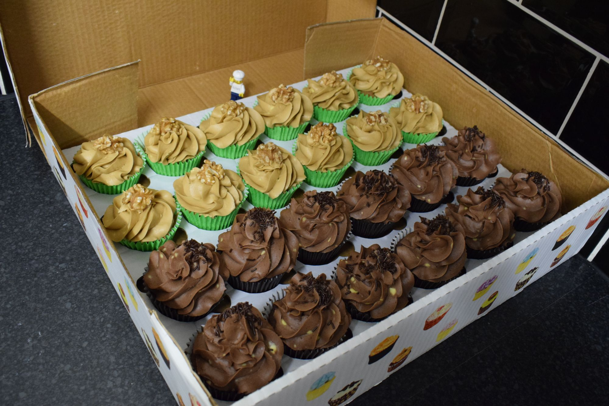 Cup Cakes by Character Cake Design