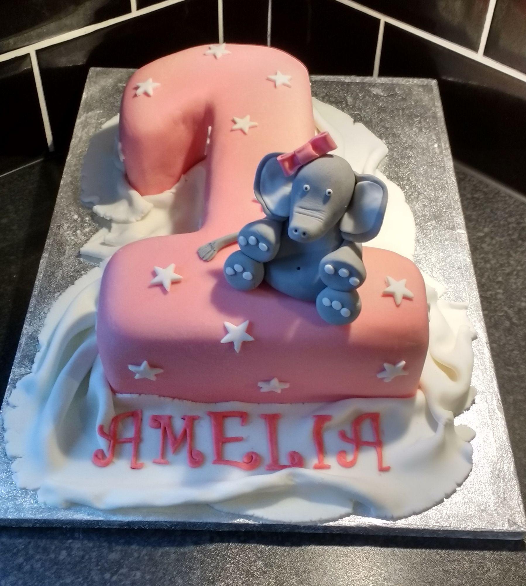 elephant-cake