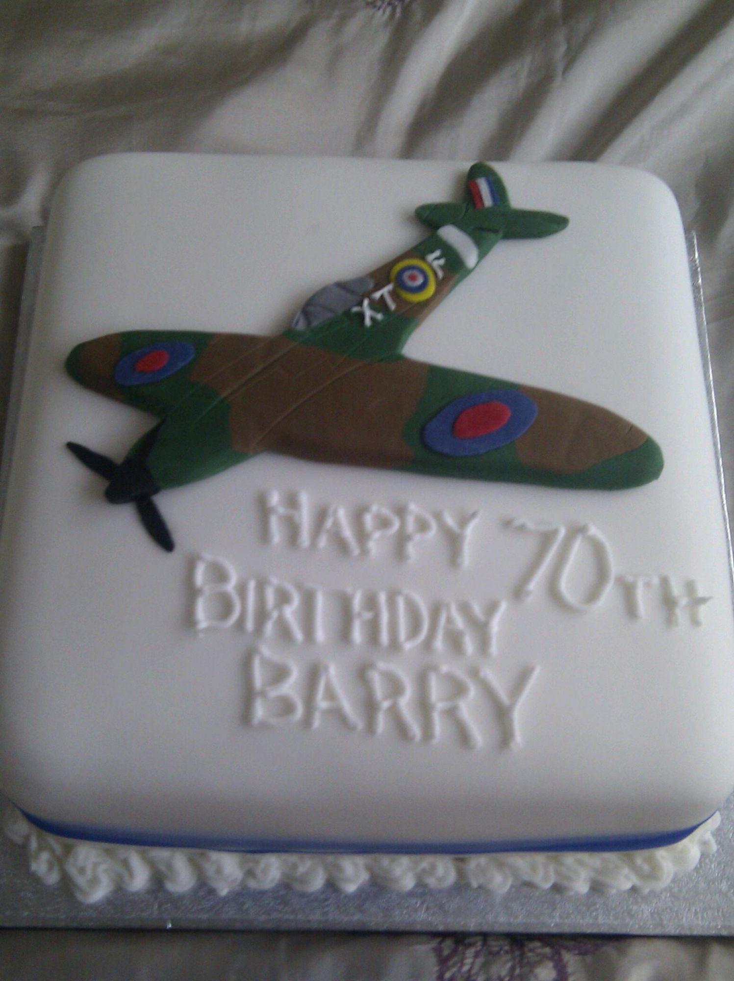 spitfire-birthday-cake