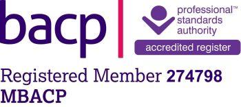 My bacp membership logo