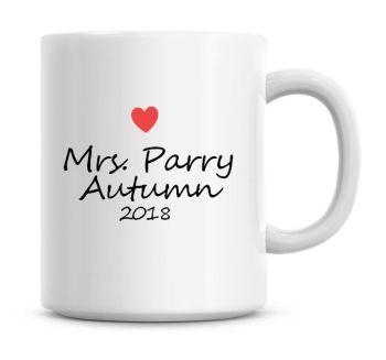 Personalised To Be Married Coffee Mug