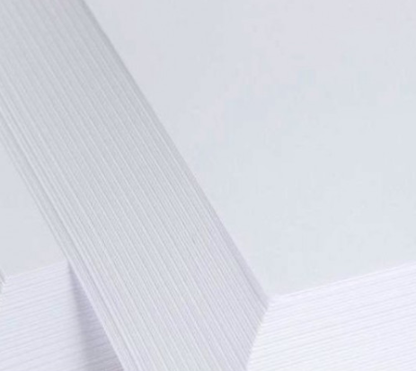 A4 Smooth White Cardstock