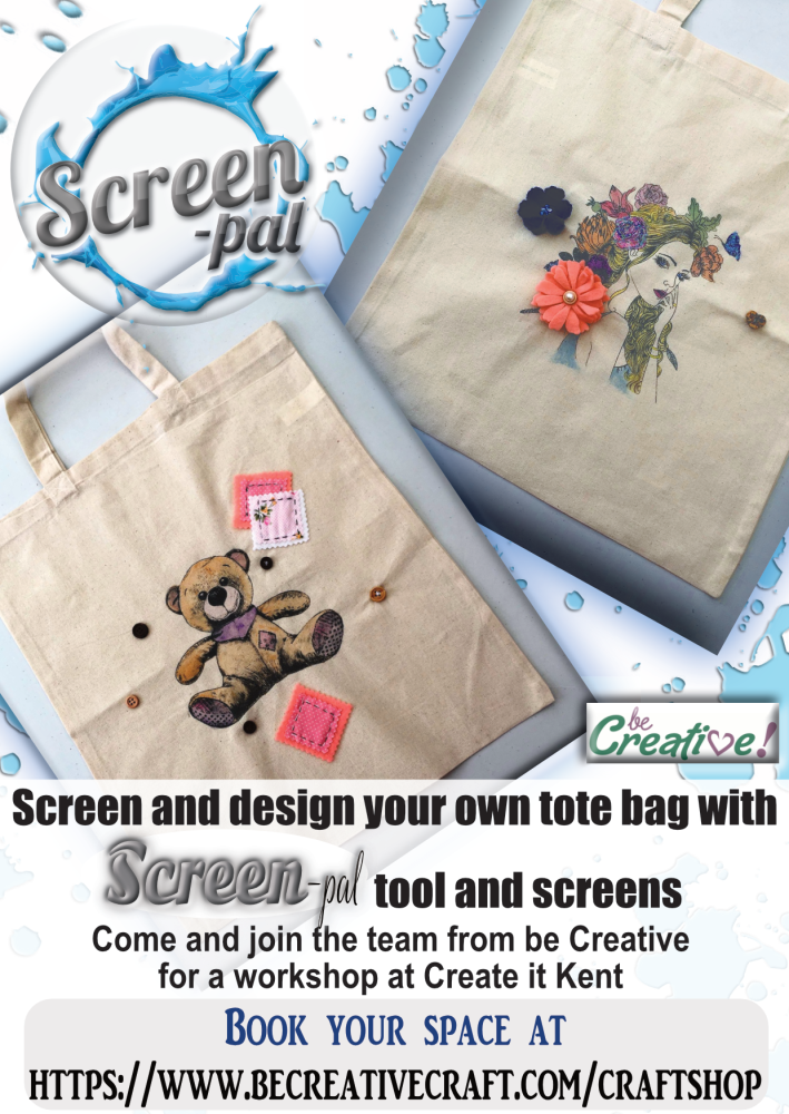 Screen-pal promo - Create it Kent