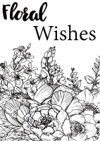 Screen pal mini screen - Floral Wishes