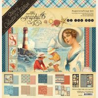 Graphic 45 By The Sea Deluxe Collectors Edition