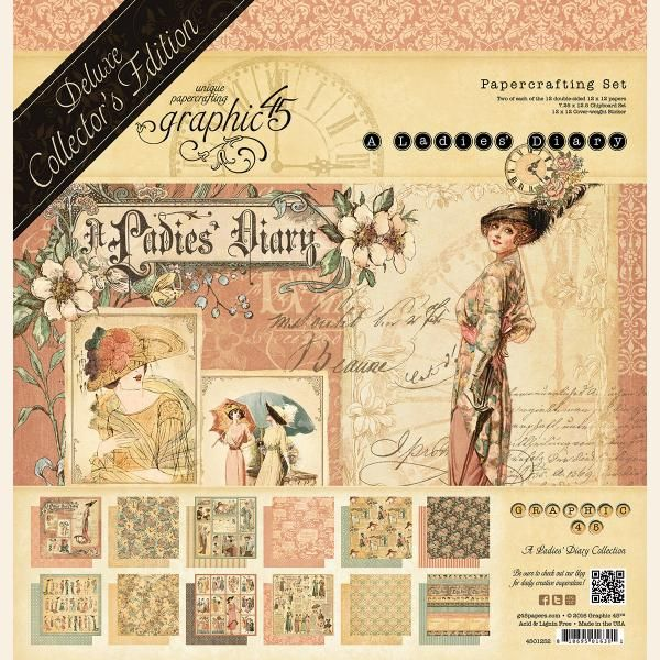 A Ladies Diary Deluxe Collectors Edition