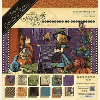 Graphic 45 Hallowe'en in Wonderland Deluxe Collector's Edition