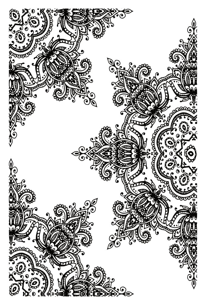 Exquisite Doilies Screen image