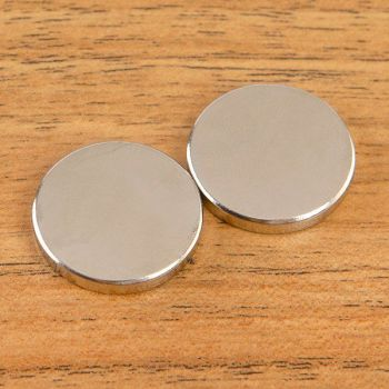 Replacement Magnets for Stamping Platforms - Set of 2 Extra Strong Magnets