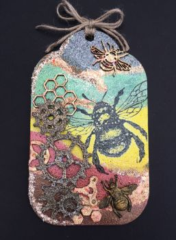Mixed Media - Creative Crystals - 17th Oct (Peterborough)