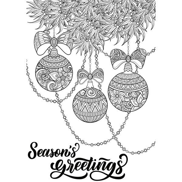 Screen pal mini screen - Season's Greetings