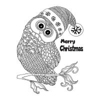 Screen pal mini screen Merry Hoot-Mas : SALE !