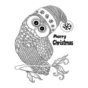 Screen pal mini screen Merry Hoot-Mas