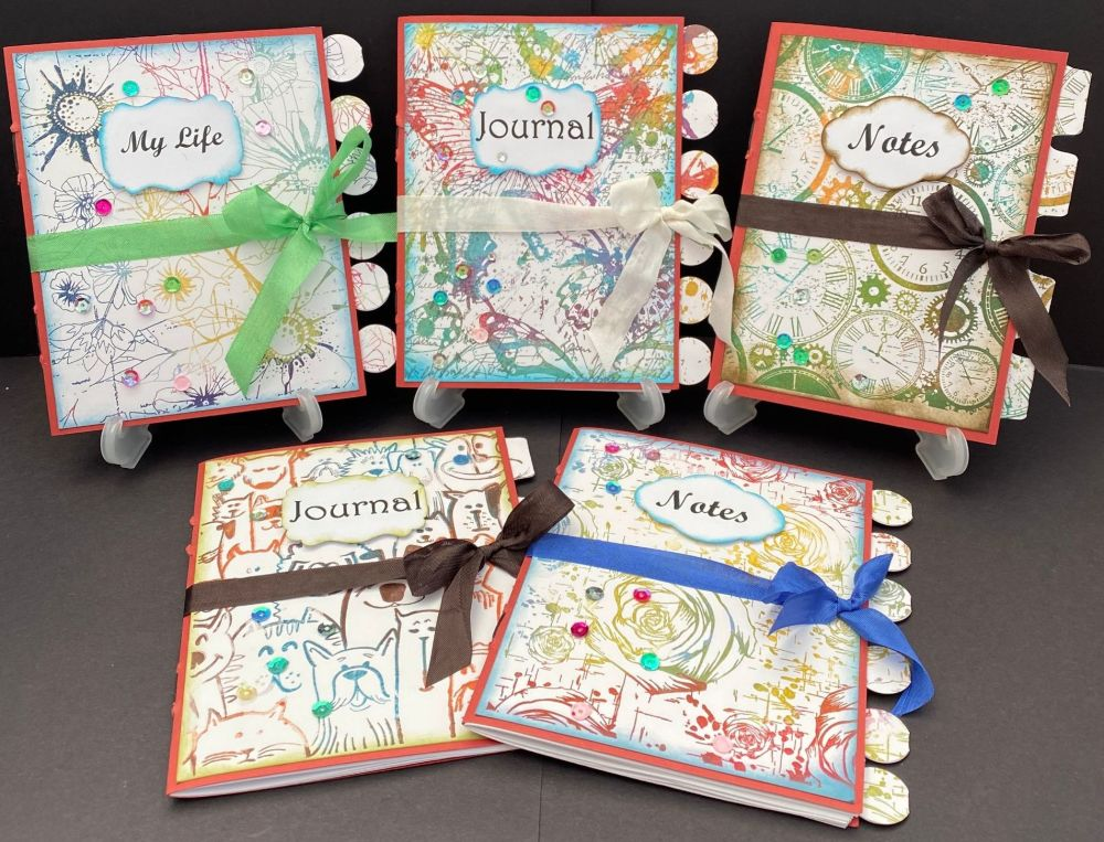 Stamped Notebook Friday