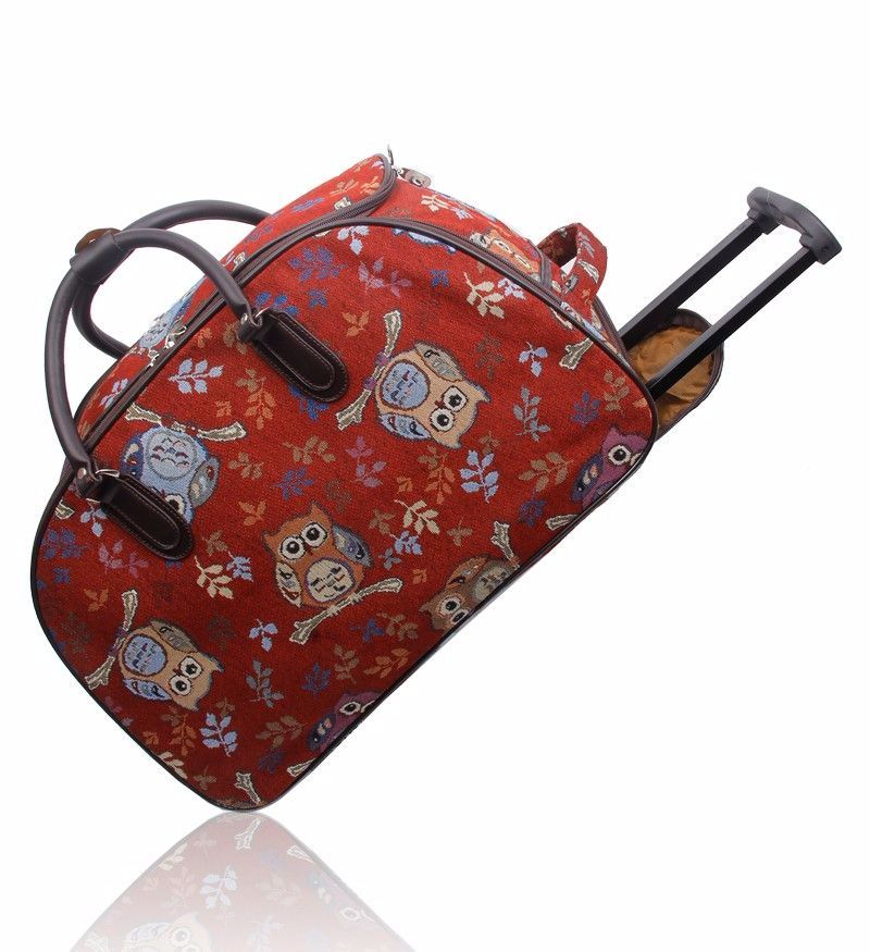 New Product : New Crafters Stylish trolley bag