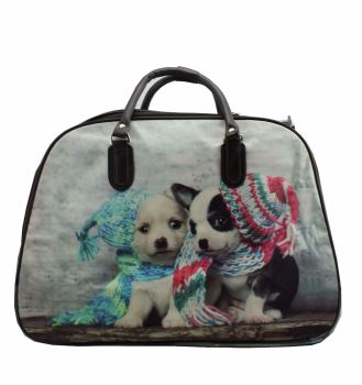 Crafters Stylish Trolley bag Furry Friends